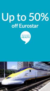 Rewards Eurostar