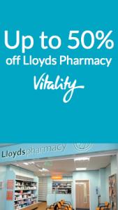 Rewards Lloyds Pharmacy